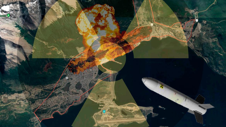 Ushuaia bajo Ataque Nuclear